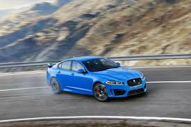 Join The Dark Side with The 2014 Jaguar XFR-S - Unfinished Man