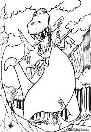 Small Picture Predator tyrannosaurus coloring pages Hellokidscom