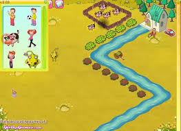 my new town a free girl game on girlsgogames com