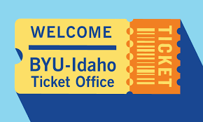 Byu Idaho Ticket Office