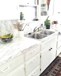 faux marble countertops faux marble painted