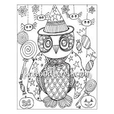 Small Picture 114 best Halloween Colors images on Pinterest Coloring books