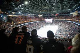 Standing Room Section Includes Free Beers For Golden Knights