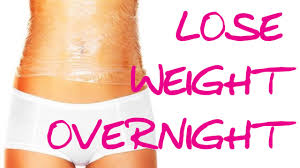 How to lose weight overnight fast - YouTube