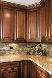 kitchen backsplash cherry cabinets. Unique Cabinets Backsplash For Cherry Cabinets Soapstone Counters Kitchen  Intended Kitchen Backsplash Cherry Cabinets C