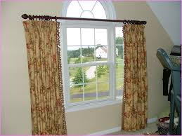 Image of: window treatments for arched windows shapes