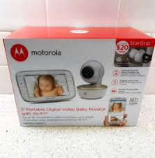 motorola 5 inch portable video baby monitor with wifi mbp855connect. brand new: lowest price motorola 5 inch portable video baby monitor with wifi mbp855connect a