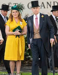 The epstein scandal has reached into the heart of the american establishment. Prince Andrew S Ex Wife Sarah Ferguson At Buckingham Palace Daily Mail Online