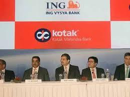 Ing Vysya Share Price Chart Message For Weak Banks From Kotak Ing Vysya Merge Or Lose