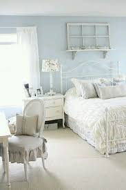 Beautiful blue shabby chic bedroom | Bedroom ideas | Shabby chic ...