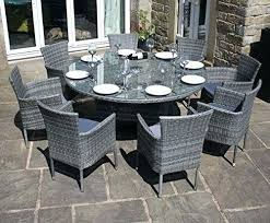 full size of rattan garden table and chairs uk teak with round 8 grey outdoor seat