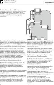 Gutmann Mira Aluminium Shaped By Gutmann Bausysteme Fenster Und