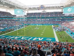 Miami Dolphins Hard Rock Stadium Seating Chart Hard Rock Stadium Section 230 Seat Views Seatgeek
