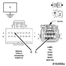 2007 dodge ram 1500 brakes lights wiring diagram wiring diagram i have a 2007 dodge ram 1500 i get code b1648 rear right turn lamp2007 dodge