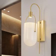 modern gooseneck wall mounted lamp 1