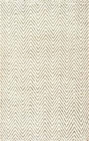 jute chevron rug handwoven natural fibers jute jagged chevron rug bleached chevron jute rug 8x10