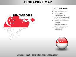 Singapore Country Powerpoint Maps Powerpoint Presentation