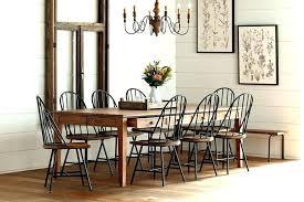 narrow farmhouse table farmhouse style kitchen table small farmhouse kitchen tables medium size of dining table