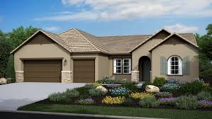 CalAtlantic Homes Residence One X - French Country of the Mira Vista at  Verdera community in