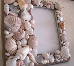 Making a picture frame Photo Frame Beach Picture Frames Creative Commons Smashgirl Httpwwwflickr Craft Corners How To Make Your Own Beach Picture Frame By Craftcornerscom