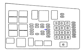 2007 mazda 6 fuse box location in car download wiring diagrams \u2022  at 2007 Mazda Cx 7 Wiring Diagram Manual Pdf