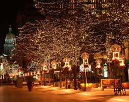 Downtown Denver Lights Love Bright Lights Check Out These 10 Displays Close To