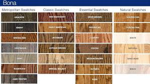 Bona Fast Dry Stain Color Chart Bona Stain Colors For Floors Hardwood Floor Designs
