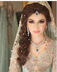 18 most pinned indian bridal hairstyles indian makeup