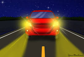 car driving at night headlights. Delighful Driving Car Driving At Night To Car Driving At Night Headlights L