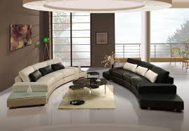 Modern Living Room Living Room Modern Living Room Design Nice White Black Leather