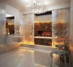 Luxury Showers Luxury Bathroom Showers Tempered Glass Included Swing Door Divider