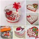 Подарок из сладкого заказать 113