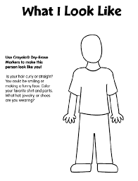 Small Picture Human Body Free Coloring Pages crayolacom