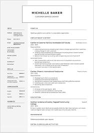 Cashier Resume Sample Writing Suggestions Resumeviking Com