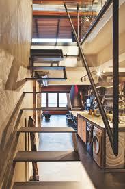 Home Designs: Modern Fireplace Hood - Wood Design