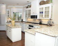 Small Picture Dark kitchen cabinets and white appliances not bad For the