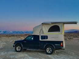 This Interesting New Truck Camper Weighs Less Than I Do