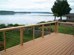composite deck ideas. Fine Ideas Shown In Harvest To Composite Deck Ideas E