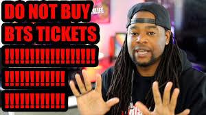 do not bts world tour love yourself tickets