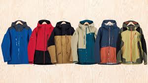 The Best <b>Men's Ski Jackets</b> of the Year