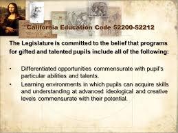 4 california education