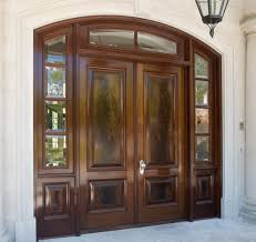 custom front doorWilson and McCracken  Doors