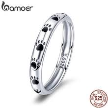Buy <b>silver 925</b> jewelry <b>ring</b> stackable and get free shipping on ...