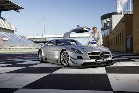 2011 Mercedes SLS AMG GT3 Review - Top Speed