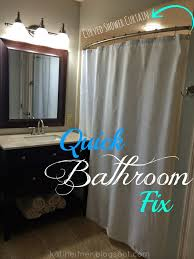 cool curved shower curtain rod for your bathroom design ideas