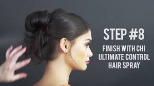 Chi Hair Style chi haircare tutorial new years updo with miss universe 2015 pia 7539 by stevesalt.us