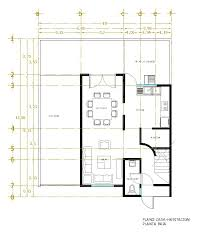 a first floor house plans with furniture b location of differet rooms to