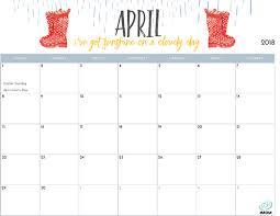 calendar 2018 free printable 2018 printable calendar for imom