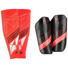 Adidas F50 Pro Lite Shin Guard Size Chart F50 Pro Lite Shinguards Black Infrared White Large