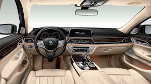 BMW Convertible bmw 735i interior : 2016 BMW 750i xDrive road test with photos, specs, power and price